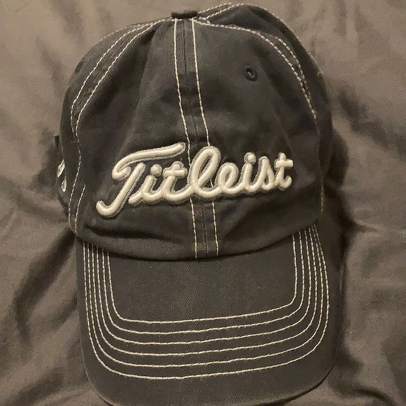 NY Yankees Titleist Hat